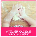 Atelier cuisine croc' o chef