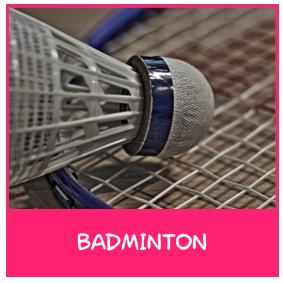activité badminton adulte