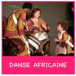 activité danse africaine enfant