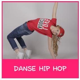 activité danse hip hop enfant