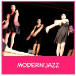 activité danse modern'jazz enfant
