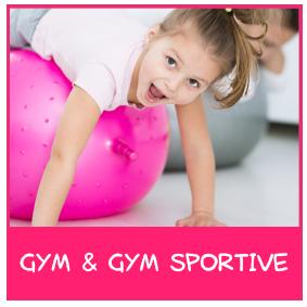 activité gym sportive enfant