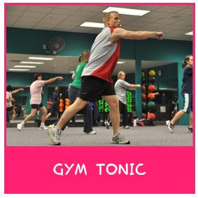 activité adulte gym tonic