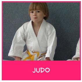 activité judo enfant