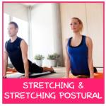 activité adulte stretching