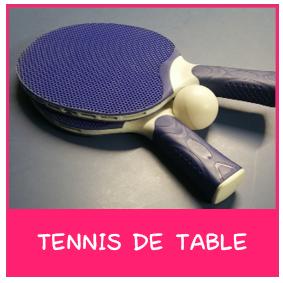 tennis de table activité enfants