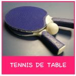 activité enfant tennis de table