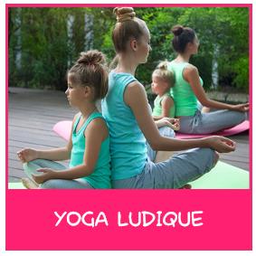 activité yoga enfant
