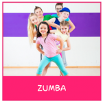 activité danse zumba enfant